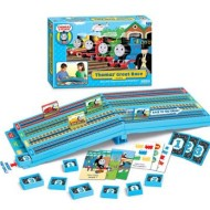 Thomas Great Race Game by BRIARPATCH Review and Giveaway