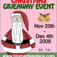 Hip Mama's Place 2008 Giveaway Event!