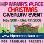 HMP 2008 Christmas Giveaway Event Winners