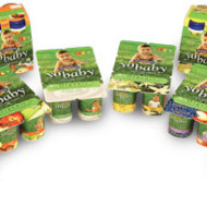 Stonyfield Farm Organic Yobaby Yogurt Review and Giveaway