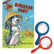 Max Spaniel: Dinosaur Hunt Book Review and Giveaway