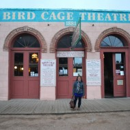 Wordless/Wordful Wednesday: The Bird Cage Theatre