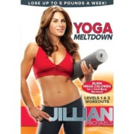 Two New and Notable Fitness DVDs: Jillian Michaels Yoga Meltdown and Fame Dance Workout  (Reviews and Giveaways!)
