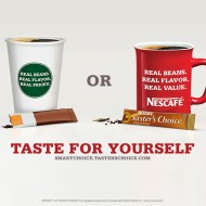 Nescafe Taster's Choice Single-Serve Packets Review and Giveaway
