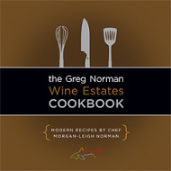 Greg Norman Wine Estates Cookbook- Review and Giveaway!