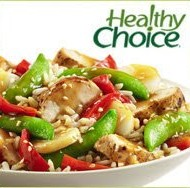 New Healthy Choice Steaming Entrées
