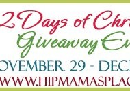 """HMP """"12 Days of Christmas"""" Giveaway Event 2010 Starts Today! Come Enter to Win Fantastic Prizes!"""