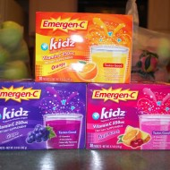 Emergen-C Kidz Review and Giveaway + Help A Great Cause!