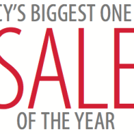 *HOT* Deals: FREE $10 Macy's Coupon and FREE $10 JCPenney Coupon with a $25 Purchase- 11/15 and 11/16 Only!