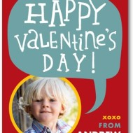 Tiny Prints: Adorable Valentine's Day Greeting Cards For Your Kids, Starting at $0.64!