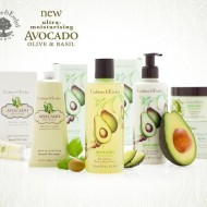 Crabtree & Evelyn: FREE Gift  (a $6 Value) from their Avocado Olive & Basil Collection