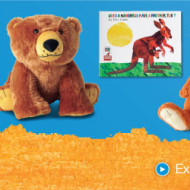 Kohl's Cares: Exclusive Eric Carle Collection to Support Children's Cause + a Fantastic Kohl's Cares Gift Set Giveaway!
