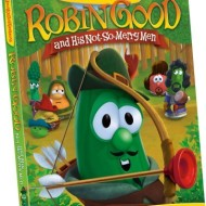 "VeggieTales: ""Robin Good and His Not-So-Merry Men"" and ""If I Sang A Silly Song"" – DVD Review and Giveaway"