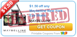 $1.50 off any Maybelline New York Eye Studio