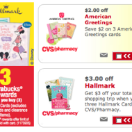 CVS: 3 FREE Hallmark Cards with Coupon, Starting 4/22!