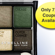 Rite Aid: Printable Coupon for $2.00 OFF on any Maybelline Expert Wear Eyeshadow (First 7,000 Only)