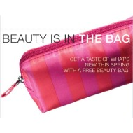 Target: FREE Spring Beauty Bag FULL of Samples and Coupons