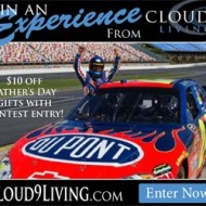 Enter Cloud 9 Living's Father's Day Experience Giveaway Contest!