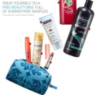 Request Your FREE Target Summer Beauty Bag!