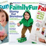 *HOT* FREE 20 Issues to FamilyFun Magazine