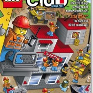 FREE Two-Year Subscription to LEGO Club Magazine