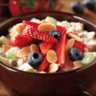 Corner Bakery Cafe: FREE Chilled Berry Almond Swiss Oatmeal
