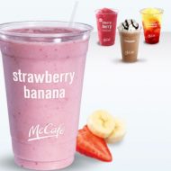 McDonald's: Buy 1 Get 1 Free McCafe Beverages Coupon