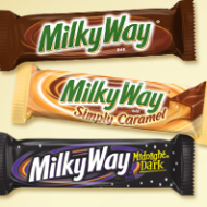 Rite Aid: 2 FREE Milky Way Candy Bars (with Coupon)