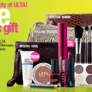 ULTA: FREE Free 13-pc Gift Set with $17.50 ULTA Brand Purchase + Coupons
