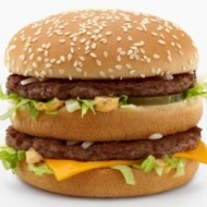 TODAY ONLY, 8/16/12: McDonald's Buy 1 Big Mac or Quarter Pounder, Get 1 for a Penny