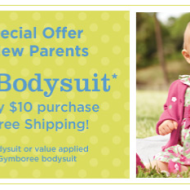 Gymboree: FREE Bodysuit ($7.95 Value!) + FREE Shipping with Any $10 Purchase