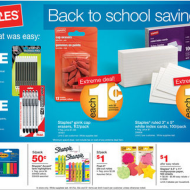 Staples: FREE HammerMill Copy Paper, Pens, Highlighters, Note Tabs and More (After Easy Rebates)