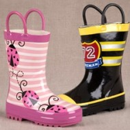 Totsy: Adorable Kids' Rain Boots, Only $8 + Nice Deals for Mom Too!
