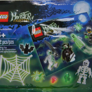 Toys R Us Event: FREE LEGO Monster Fighters Accessories Pack on October 6th