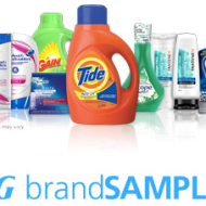 Request Your New FREE Samples & Coupons from P&G BrandSampler – Crest, Pampers, Secret + More!