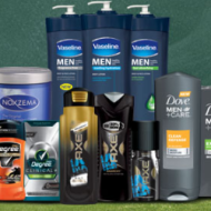 New Printable Coupons from Unilever: Axe, Clear Men's, Dove Men + Care and More!