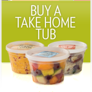 Zoës Fresh Take Tubs Make Eating Your Veggies Easier + Great Recipes and Upcoming Zoës Kitchen Giveaway!