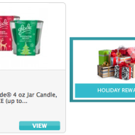 *HOT* Glade 4 Oz. Jar Candle: Only $0.50 at CVS with New Recyclebank Glade BOGO Coupon