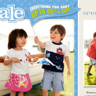 Gymboree: Baby Sale Up to 40% OFF + 10% OFF Coupon and FREE Bodysuit Offer Still Available!