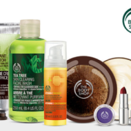 LivingSocial: $20 Voucher for The Body Shop Only $10 (Last Day!)