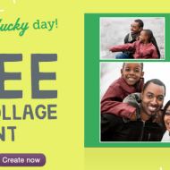 Walgreens: FREE 8×10 Collage Print with In-Store Pick-up (Last Day!)