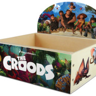Lowe's Build & Grow FREE Kids Clinic Featuring The Croods Planter on April 13