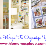 10 Creative Ways To Organize Your Home