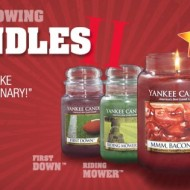 Yankee Candle: $20 Off $45 In Store or Online Purchase + FREE Small Popcorn at Regal Cinemas with Purchase