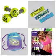 Zumba Fitness Items (Video Game/DVD/CD Sets, Toning Sticks, Gear and More) For As Low As Only $8.99 at Zulily!