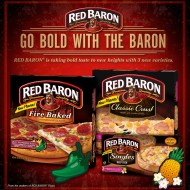 Red Baron New Pizza Offerings + One Reader Wins Two Full Value Coupons for Red Baron Pizza!