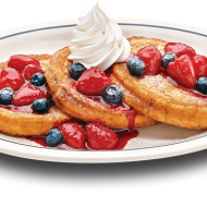 New from IHOP's Menu: Brioche French Toast (Review)