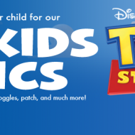 Lowe's Build & Grow Kids Clinic: Register Now to Make Toy Story Truck and R.C. in July