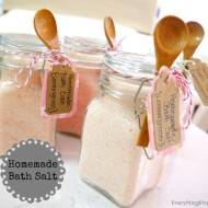 DIY Beauty: Make Your Own Homemade Bath Salt