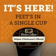 """Vote On Peet's Coffee & Tea's """"Do You Give A Cup?"""" Site – Print A Coupon and See Where To Sample Peet's Coffee Single Cups #GiveACup"""